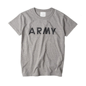 "YMCL KY US Type ARMY T-Shirts ""Grey"""