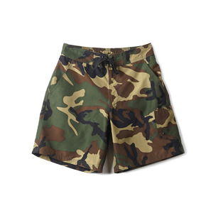 "YMCL KY Camouflage Shorts & Swim Pants ""Wood Land"""