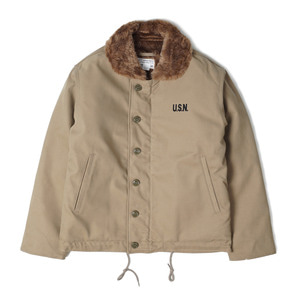 "YMCL KY US Type N-1 Deck Jacket ""Khaki"""