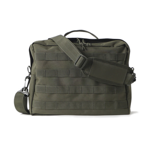 YMCL KY US Type MOLLE Shoulder Bag 'Olive'