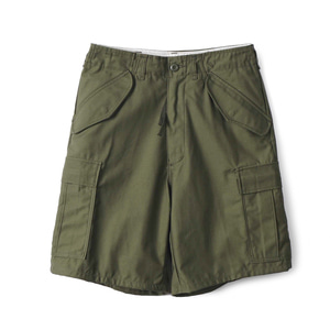 "YMCL KY US Type M-65 Short Pants ""Olive"""