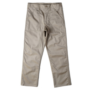 "STAN RAY 4 Pocket Fatigue Pants 1106P ""Khaki Twill"""