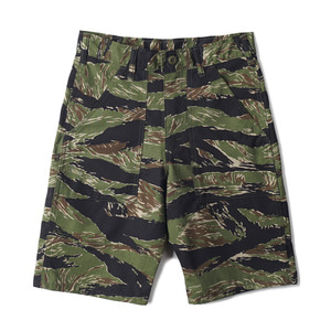 "STAN RAY 4 Pocket Fatiuge Short 5579 ""Green Tigerstripe Ripstop"""