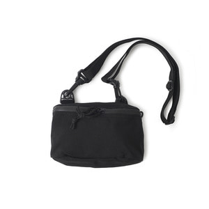 "YMCL KY GP0181 Shoulder Pouch ""Black"""