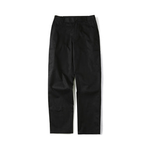 "SHIRTER Cotton Tool Pants ""Black"""