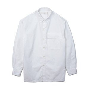 "SHIRTER Fishing Line Poplin Shirt ""White"""