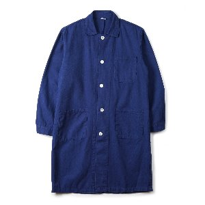 "YMCL KY Czech Type Work Coat ""Navy"""