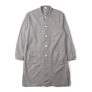 "YMCL KY Czech Type Work Coat ""Grey"""