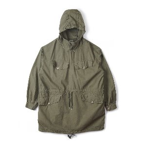 "YMCL KY French Mle50 Mountain Anorak ""Olive"""
