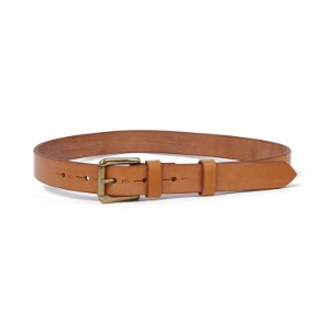 "BRADY BAGS Tannery Belt ""Natural"""
