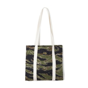 "STAN RAY Tote Bag ""Tiger Camo"""