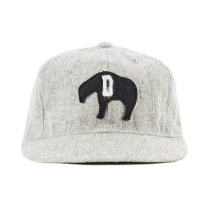 WAREHOUSE  Wool Baseball Cap