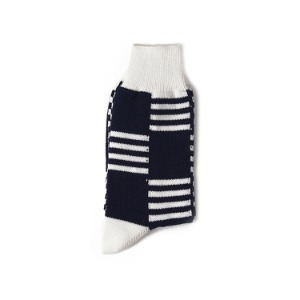 "ROSTER SOX Stripe Sox ""Navy"""