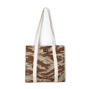 "STAN RAY Tote Bag ""Khaki Tiger"""