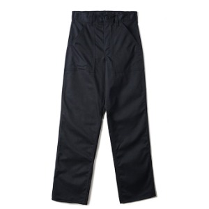 "STAN RAY 4 Pocket Fatigue Pants 1108P ""Black Twill"""