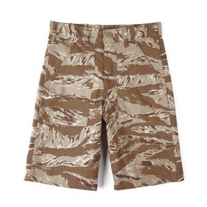"STAN RAY 4 Pocket Fatigue Short 5589 ""Khaki Tigerstripe Ripstop"""