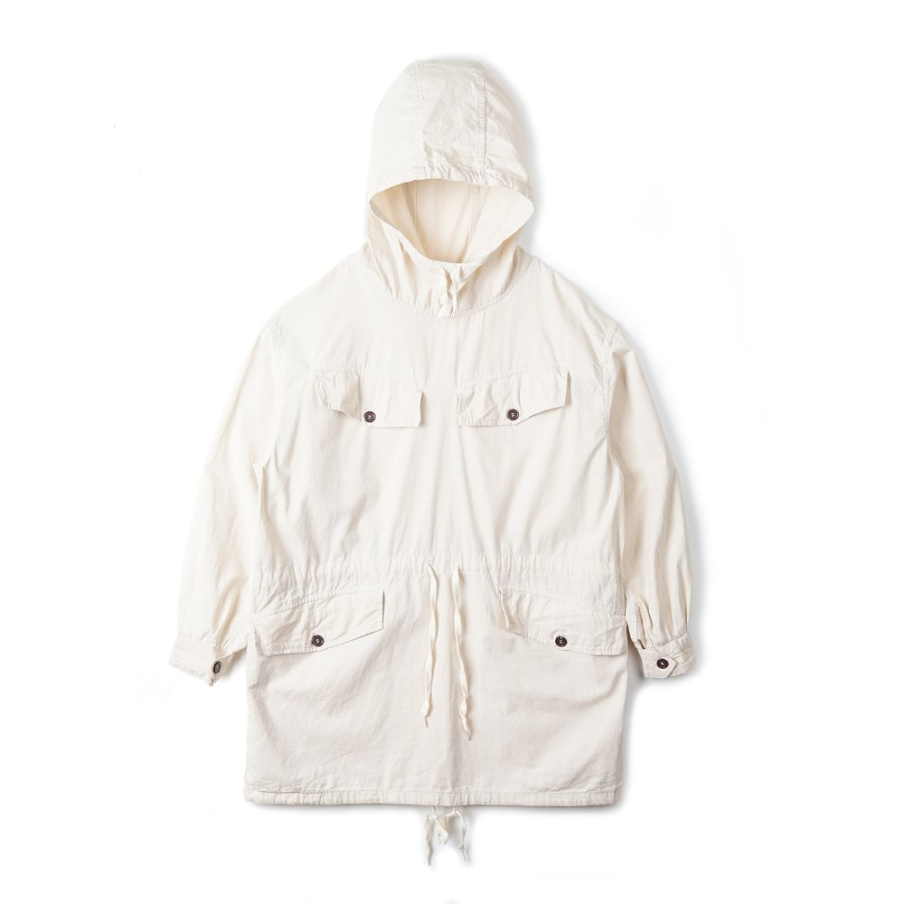 "YMCL KY French Mle50 Mountain Anorak ""Off White"""