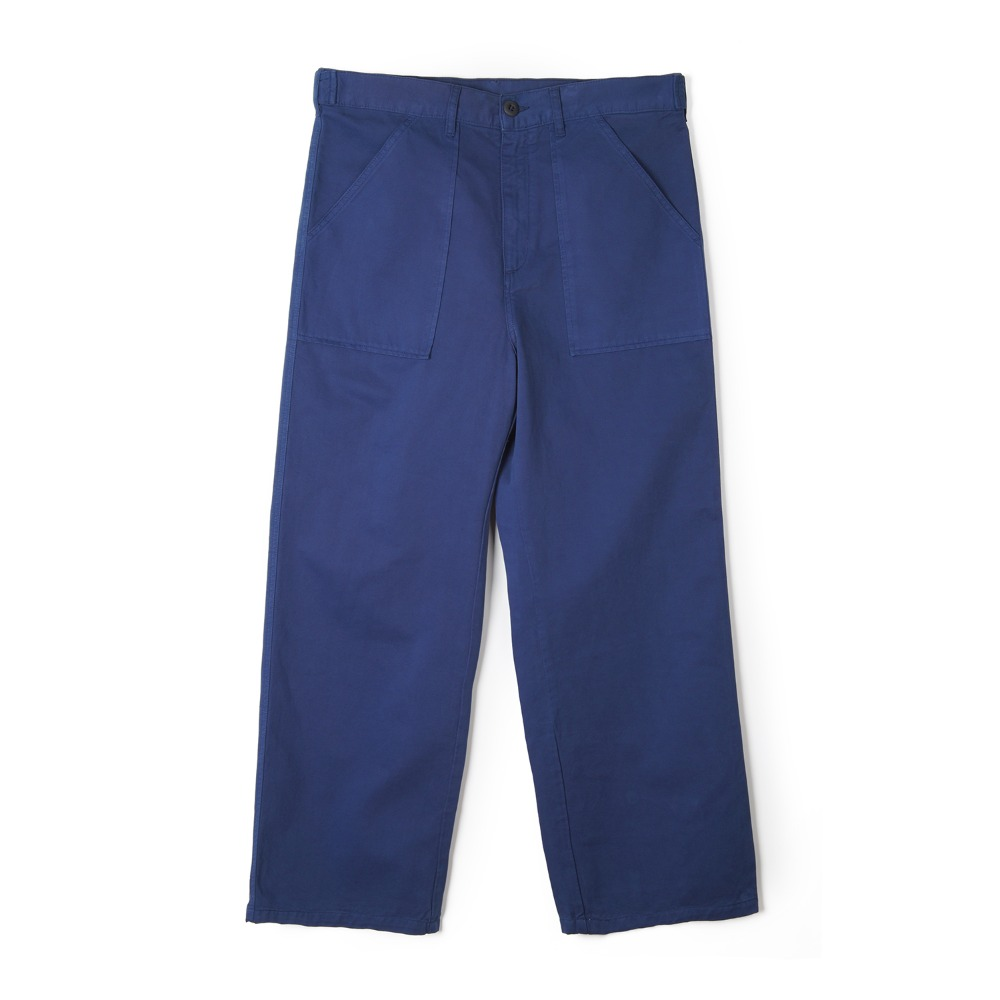 "STAN RAY Wide Leg Fatigue ""Navy"""