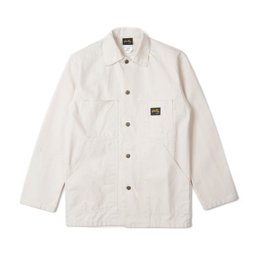 "STAN RAY Shop Jacket ""Natural drill"""