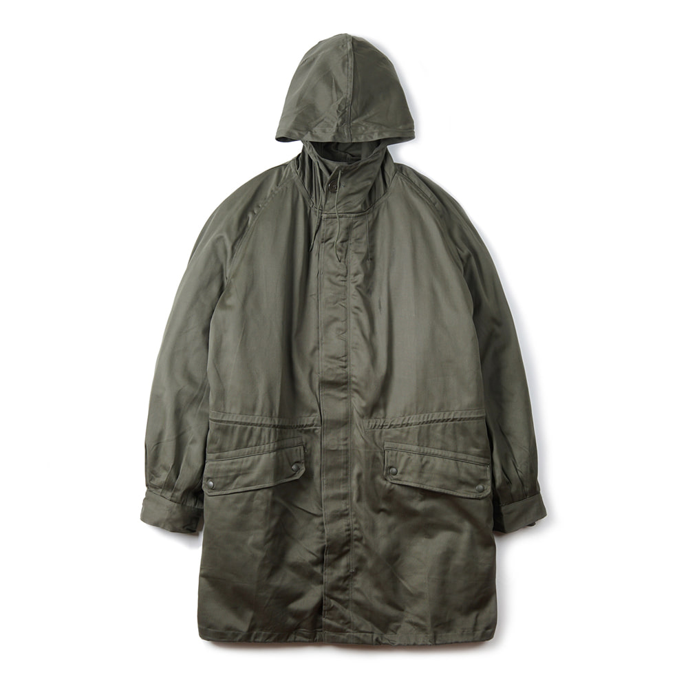 "YMCL KY French Military M64 Parka ""Dead Stock"""