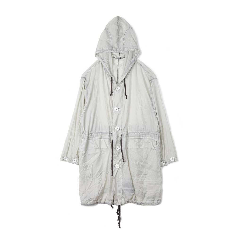 "YMCL KY UK Snow Camouflage Parka ""Charcoal"""