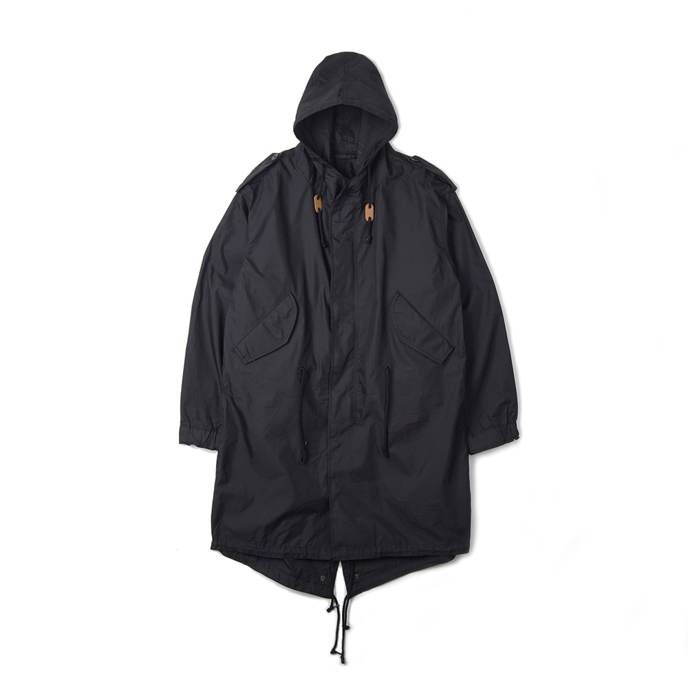 "YMCL KY US M51 Field Parka Shell ""Black"""