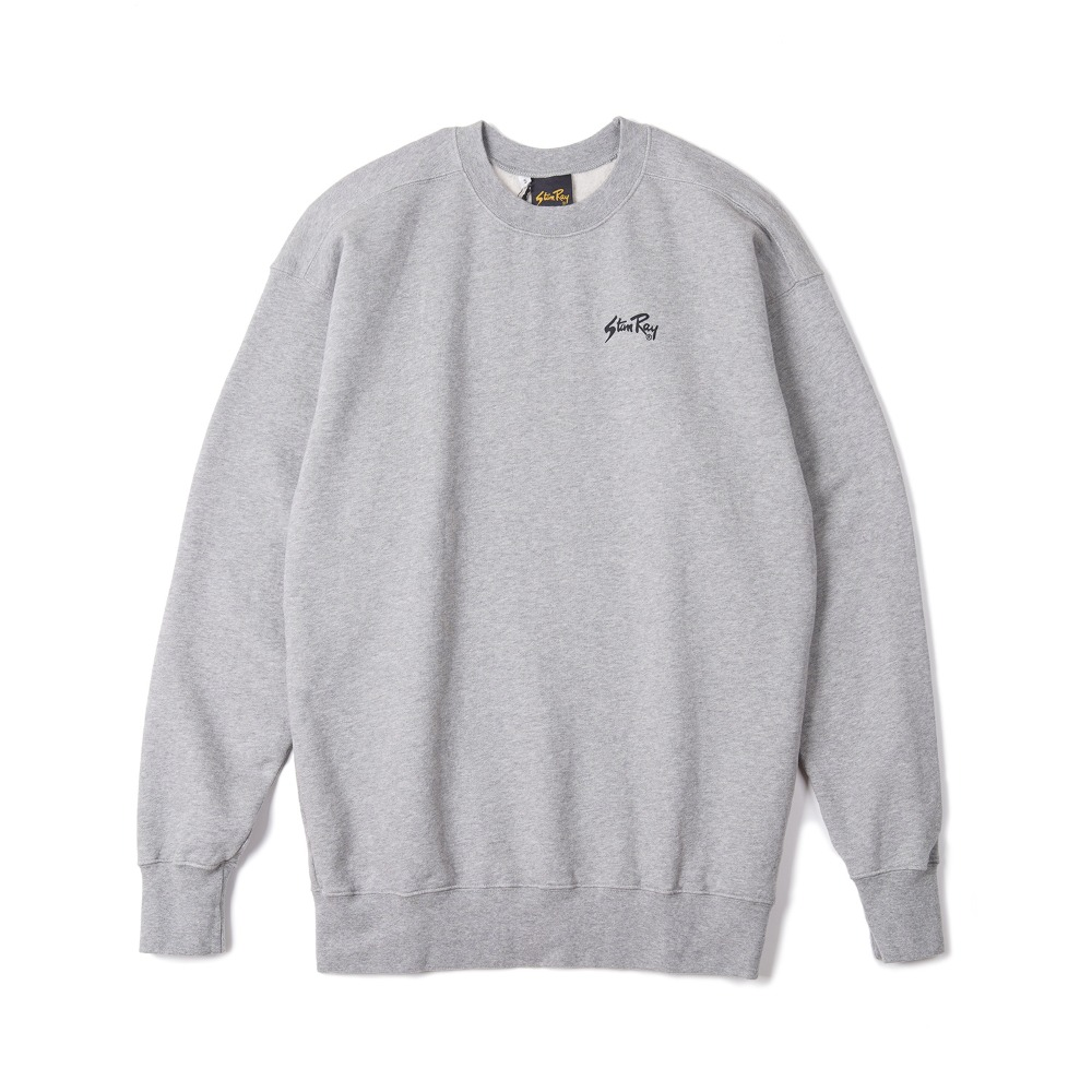 "STAN RAY Stan Crew ""Grey Heather"""