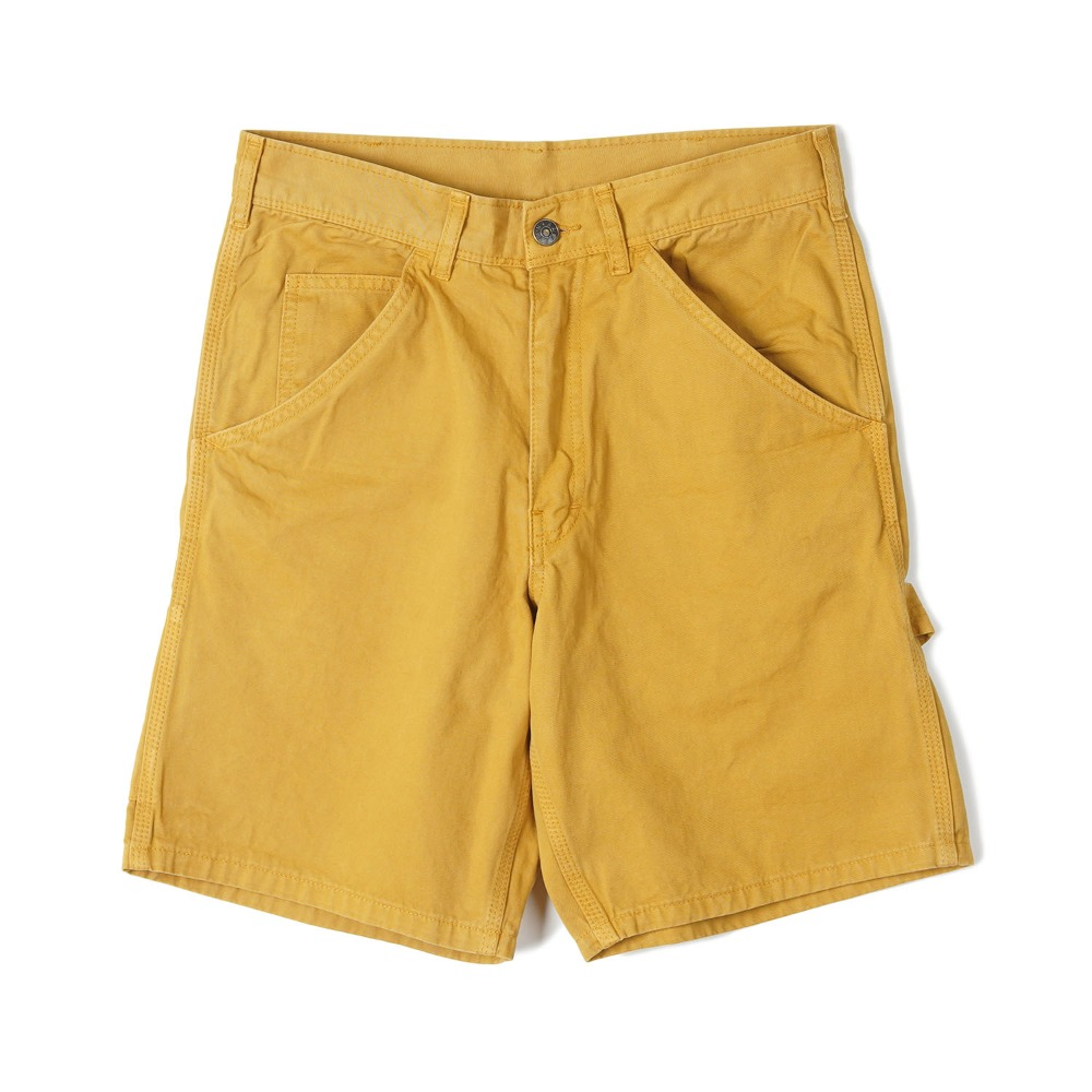 "STAN RAY 80S Painter Short OD ""Old Yellow"""