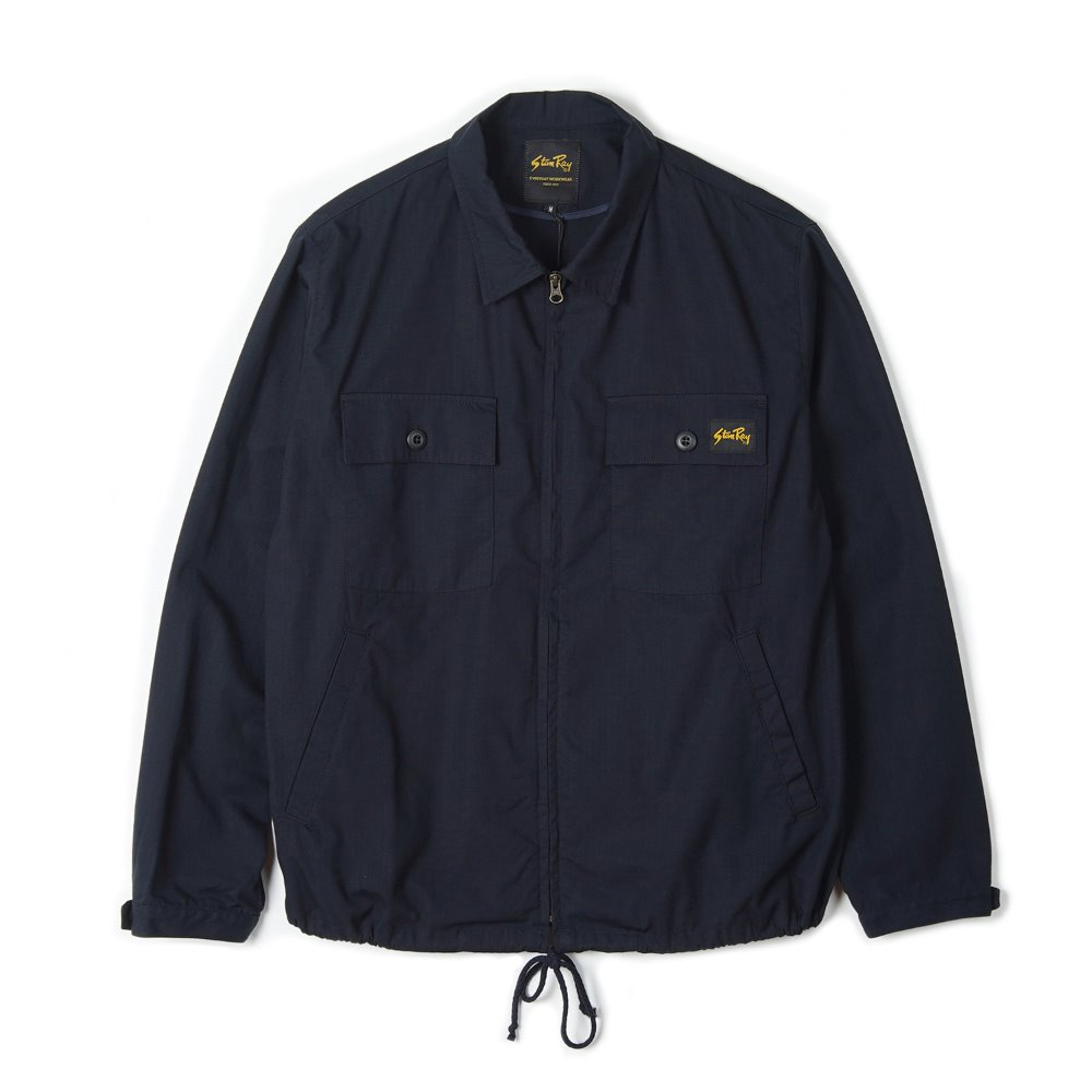 "STAN RAY Mech II Jacket ""Stonewashed Navy Ripstop"""