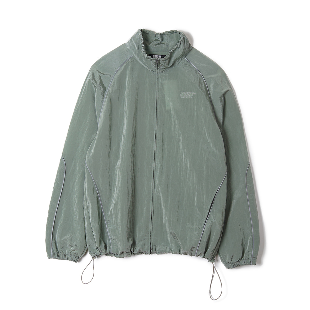"USED FUTURE RF Track Jacket ""Khaki"""