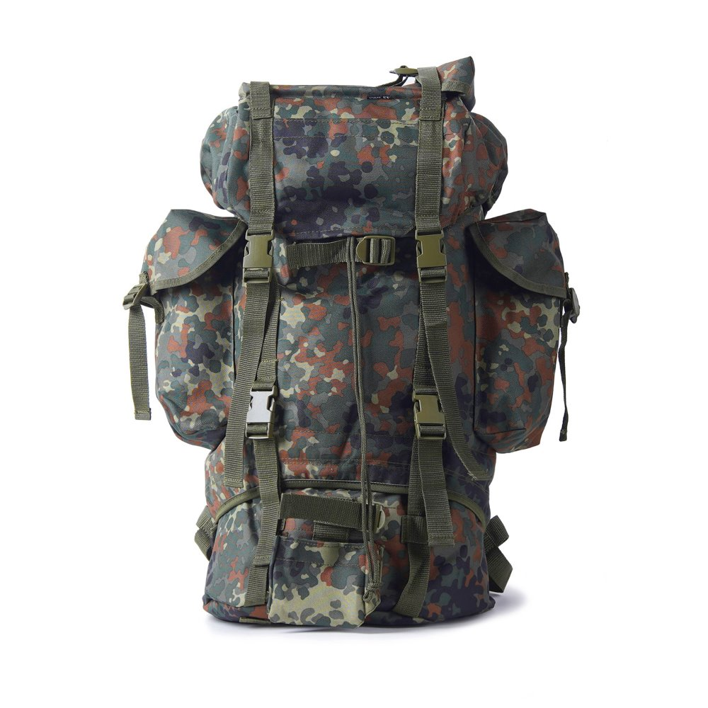 "YMCL KY German Military Large Rucksack ""Flecktarn"""