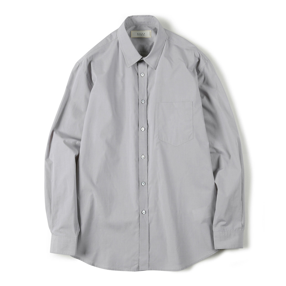 "SHIRTER High Density Standard Shirt ""Light Grey"""