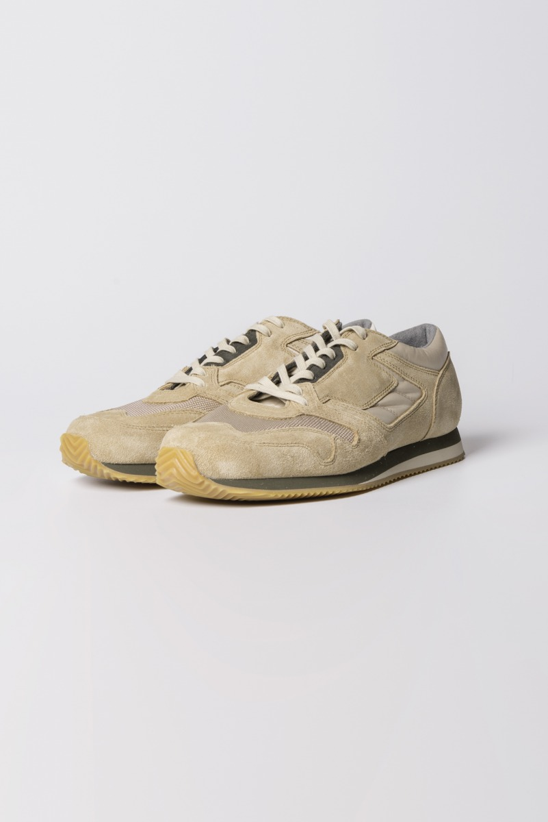 "REPRODUCTION OF FOUND British Military Trainer 1800FS ""Beige / Beige"""
